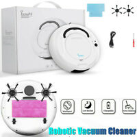 Self-navigated Smart Robot Vacuum Cleaner Automatic Sweeper Sensor Home Tool