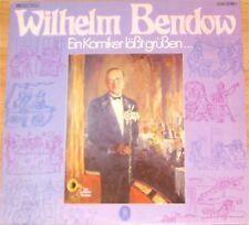 Wilhelm Bendow, Ein Komiker läßt grüßen... VG+/VG++ LP (6973)