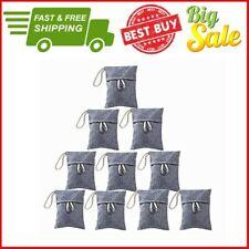 10 Air Purifying Bag Purifier Nature Fresh Charcoal Bamboo Mold Freshener