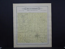 Illinois, Ogle County Map, 1893 #04 Township of Mount Morris