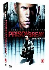 Prison Break - Season 1, Part 1 [DVD][Region 2]