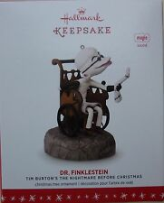 Hallmark 2016 Dr. Finklestein ~Tim Burton's The Nightmare Before Christmas