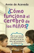 Â¿COMO FUNCIONA EL CEREBRO DE LOS NIÃ'OS?-ExLibrary