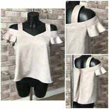 Topshop Blouse Tops & Cold Shoulder Sleeve Shirts for Women