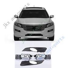 Lens Bumper Cover Fog Light Lamp j For Honda Accord Crosstour 10-11 Crosstour 12