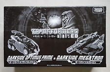 Transformers Tokyo Toy Show 2011 United DarkSide Optimus Prime Megatron New