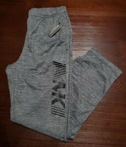 Michael Kors Men's Jogging Pants Grey Loungewear Gray/Black SZ Small NWT Jogger