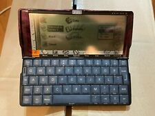Psion PDA 5 Classic engl. Version qwerty in Speziallackierung