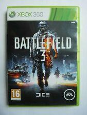 Battlefield 3 -  Xbox 360 -  CD  en tres bon état - PAL VF