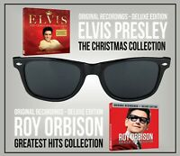 Elvis Presley & Roy Orbison Greatest Hits Collections - Double CD Pack