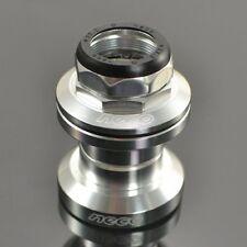 "neco 1"" (22.2mm) Alloy Cartridge Ball Bearing Threaded Headset , Silver"