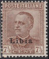 Italy Libia - Sassone n. 78  cv 72$  MNH**