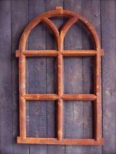 Eisenfenster, Stallfenster, Fenster aus Eisen, Rundbogen, wie alt und antik, NEU