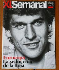 XL SEMANAL 2012 Seleccion Española Fernando Llorente Jack the Ripper Picasso