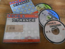 CD VA Gary D - D.Trance 3CD (23+Song) PIAS ROUGH TRADE jc/box