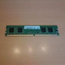 MODULO DDR2 256 MB MHZ PC2-3200 SAMSUNG usato
