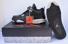 Nike Air Jordan 4 Retro Oreo - Size 12, pre-owned, amazing condition
