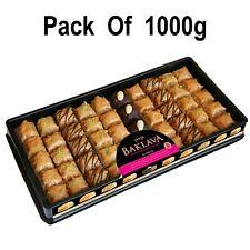 """Layla baklavas €"""" Idéal pour le partage €"""" occasions Dessert-Sweet & Délicate 1 kg"""