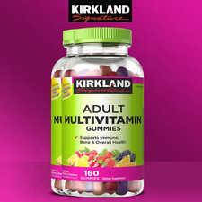 Kirkland Signature Adult Multivitamin, 320 Gummies * FAST SHIPPING *