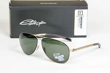 NEW Smith Optics Ridgeway Polarized Sunglasses Gold / Polarized Gray Green lens