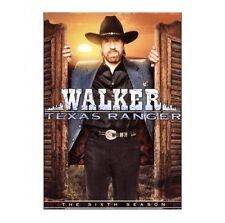 Walker Texas Ranger - The Complete Sixth Season (DVD, 2009, 5-Disc Set)