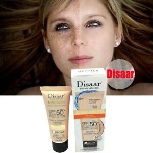 100% New Facial Body Sunscreen Whitening Cream Sunscreen Face Body  SPF 50 PA++
