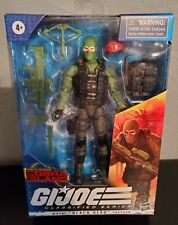 "GI Joe Classified Beach Head 6"" Cobra Island exclusive figure 2020 blue eyes"