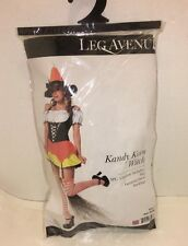 Kandy Korn Women's Sexy Witch Costume *2pc Only* Cosplay NEW Size L Large