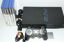 SONY PLAYSTATION 2 CONSOLE SCPH-50002 PS2 PHAT CONSOLE BUNDLE CONTROLLER + MEMCA