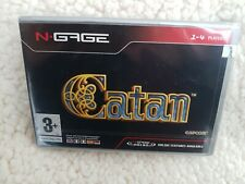 Catan  (N-Gage, 2005) - Brand New Sealed