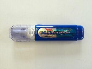 Pentel Micro Correct Correction Fluid Pen 12ml advance formula