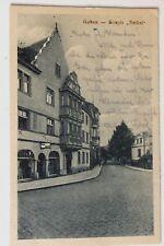 30049 AK Guben Haagstraße 11 Ecke Grüne Wiese mit Hospiz Bethel 1919