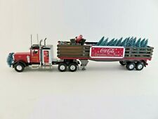 Matchbox Premiere Collection Coca-Cola Holiday Treasures 18 Wheeler 92554 - NEW!