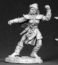 Jade Star Monk Reaper Miniatures Dark Heaven Legends Fighter Martial Artist RPG