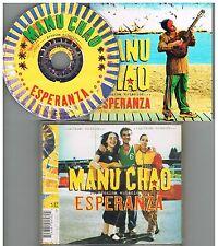 Manu Chao – Próxima Estación... Esperanza CD Album 2001