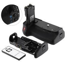 BG-E9 Battery Grip +IR Remote Control for Canon EOS 60D/60Da Camera LP-E6 Holder