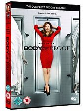 BODY OF PROOF : COMPLETE SEASON 2 - DVD - REGION 2 UK
