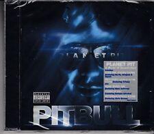 PITBULL Planet Pit CD NEW SEALED Jamie Foxx Chris Brown Afrojackl Marc Anthony