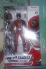 Power Rangers Lightning Collection SPD Red Ranger