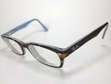 Ray-Ban 5150 5023 Prescription Eyeglasses 50-19-135 Tortoise/Blue
