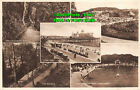 R443158 Colwyn Bay. The Pier. The Dingle. Multi View. 1936