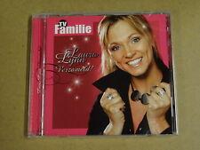 CD TV FAMILIE / LAURA LYNN - VERZAMELD!
