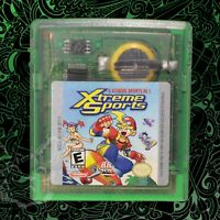 Xtreme Sports [NEW BATTERY! Nintendo Game Boy Color Skateboarding Surfing Luge +