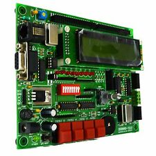 Demo Board SSE8680 (MPU EVALUATION DEMO BOARD) Micro-controller LED (no ac plug)