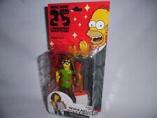 Figurine - Les Simpson 25th Anniversary - Série 4 - Weird Al - NECA