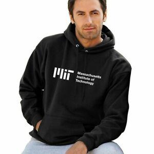 MIT Massachusetts Institute of Technology Hoodie Pullover Hooded Sweatshirt