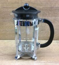 Bodum 2 Pint Glass French Press Cafetiere Metal Chromed Frame Coffee Maker