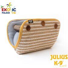 JULIUS-K9 MANICA IN JUTA PER ADDESTRAMENTO CANE PROTEZIONE MORSO CUNEO BRACCIO