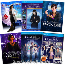 The Good Witch Collection Complete Movie 1-7 + TV Series Season 1-2 Box/DVD Sets