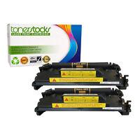 2pk CF226X (26X) High Yield Black Toner Cartridge
